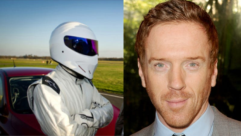 Illustration for article titled Homeland Star Damian Lewis Will Test His Might On Top Gear's Premiere
