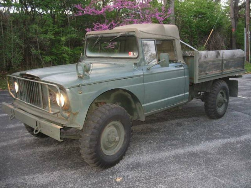 For $8,495, Could This 1968 Kaiser Jeep M715 Soft Top Find A P ...