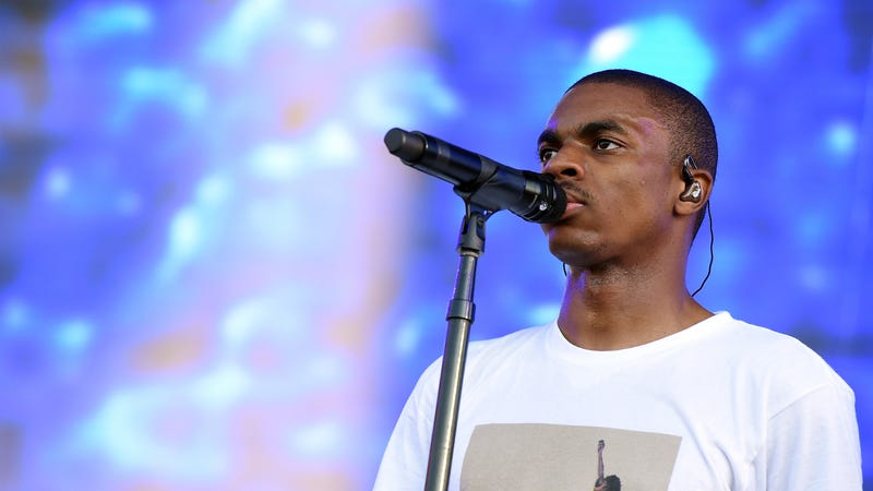 """Illustration for article titled Vince Staples cancels """"fuck off"""" campaign, will donate money to the Michelle Obama Library"""