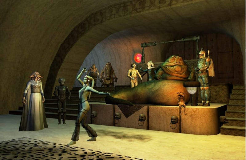 how to become a jedi in star wars galaxies