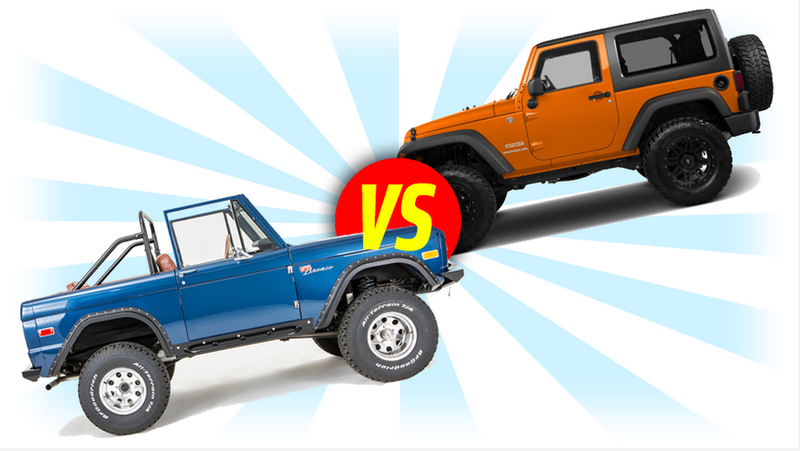 What The New Ford Bronco Has To Do To Compete With The Jeep Wrangler