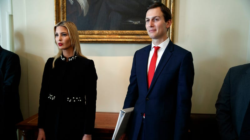 Illustration for article titled Movie Critics Ivanka Trump and Jared Kushner Reportedly Walked Out of Vice
