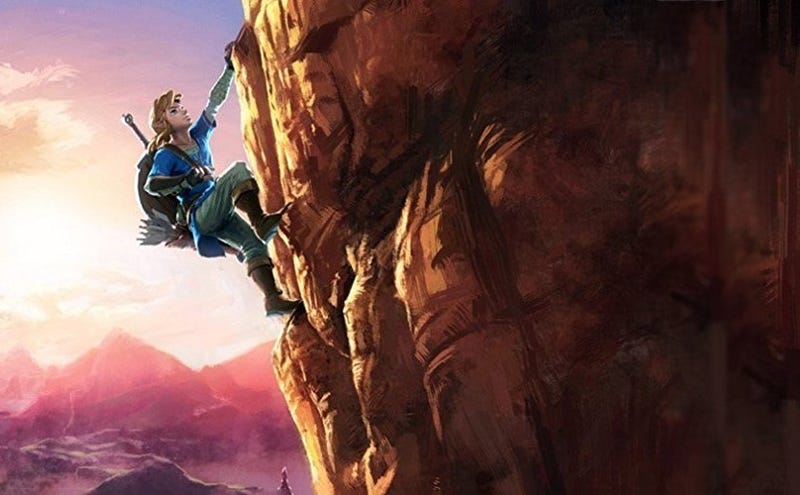 The Legend of Zelda: Breath of the Wild, $48 with Amazon Prime