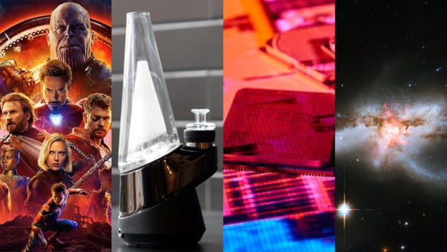 Avengers: Infinity War, AMD vs. Intel, and Killer Animals: Best Gizmodo Stories of the Week