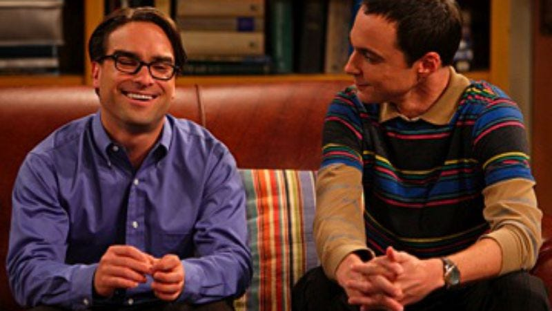 """Illustration for article titled The Big Bang Theory: """"The Griffin Equivalency"""""""