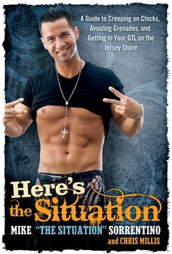 Illustration for article titled Exclusive: The Situation's New Book Is The Literary Equivalent Of An Ed Hardy Tee