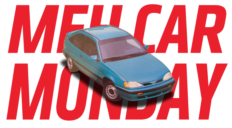 Illustration for article titled Meh Car Monday: Asüna Was an Entire Meh Car Brand That Nobody Bothers to Remember