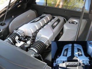 Illustration for article titled Audi R8 To Get 5.2-Liter V10 Engine, Here's The Proof