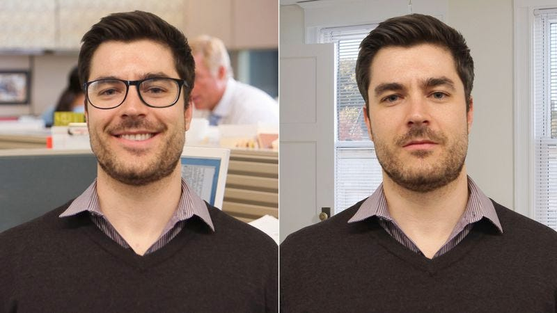 Illustration for article titled Mild-Mannered Reporter Suddenly Transforms Into Incredible Unemployed Man