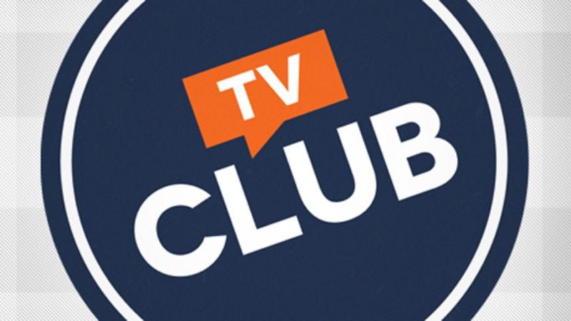 Illustration for article titled New, functional version of The A.V. Club's TV Club app now available for the iPad