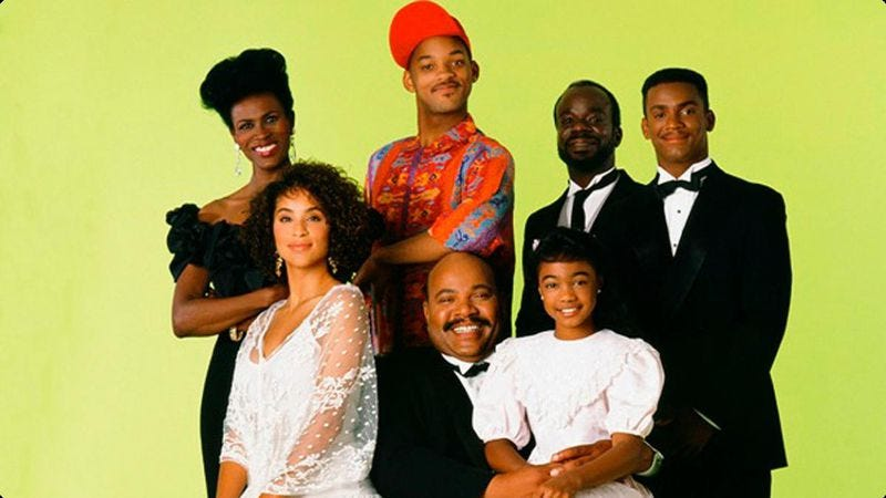 Illustration for article titled The Fresh Prince Of Bel-Air hid an insurgent heart beneath neon slapstick