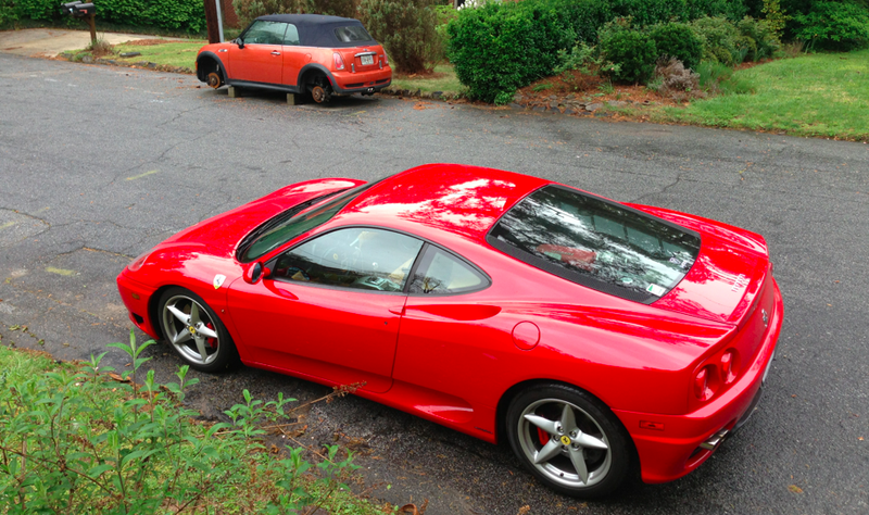 Illustration for article titled The Ferrari 360 Is The Most Reliable Car I've Ever Owned