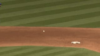 Omar Infante And Alcides Escobar Just Made A Ridiculous Play