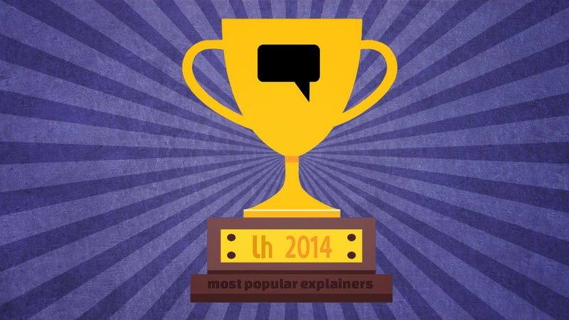 Illustration for article titled Most Popular Explainers of 2014