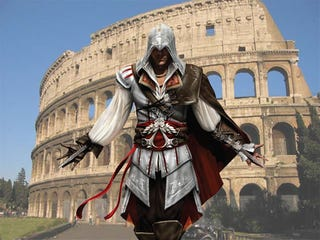 Illustration for article titled Ezio Goes To Rome In The Next Assassin's Creed