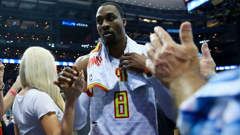 Dwight Howard: Dwight Howard pulled over on morning of Gm 6