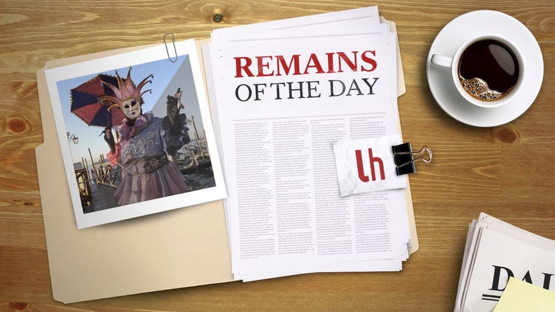 Illustration for article titled Remains of the Day: YouTube Adds Support for HDR Video
