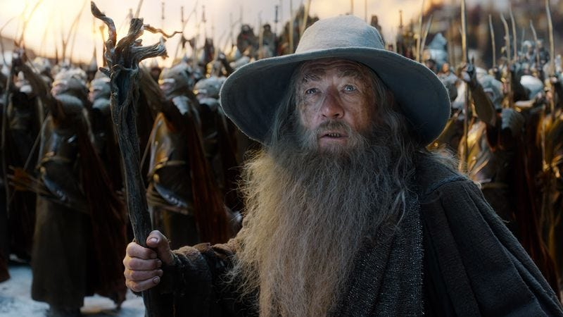 Illustration for article titled Ian McKellen thinks there may be more Tolkien movies on the way