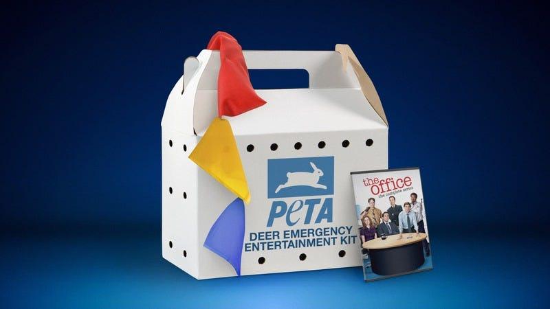 The PETA kit.