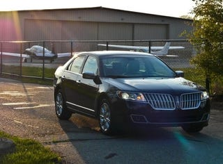 Illustration for article titled 2010 Lincoln MKZ: Part Three
