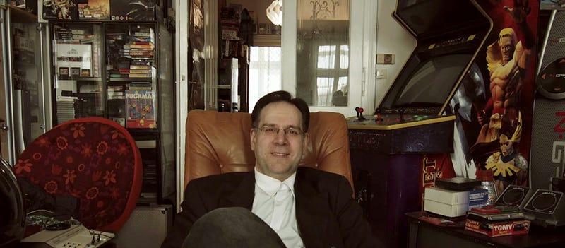 Illustration for article titled Este coleccionista austríaco atesora 40.000 videojuegos en su casa