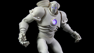 Illustration for article titled This Classy Iron Man Figure Looks Insanely Good