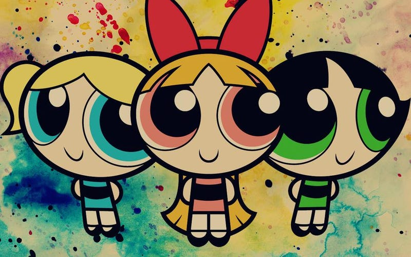 Illustration for article titled Cartoon Network Will Reboot The Powerpuff Girls