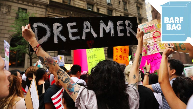 Trump Likely to End Obama's DACA Program for Children of Illegal Immigrants