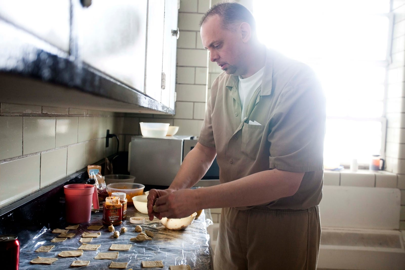Fixed Menu: Meet the cellblock chefs of Westville Correctional Facility