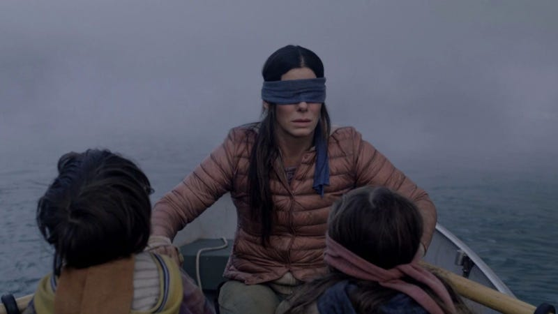 Illustration for article titled Netflix Finally Decides to Pull Real-Life Disaster Footage From Bird Box