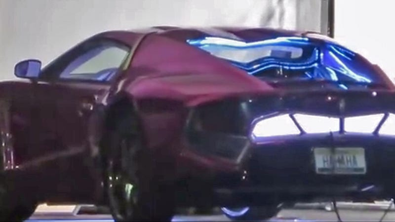 Here S What The Joker S Car In Suicide Squad Really Is