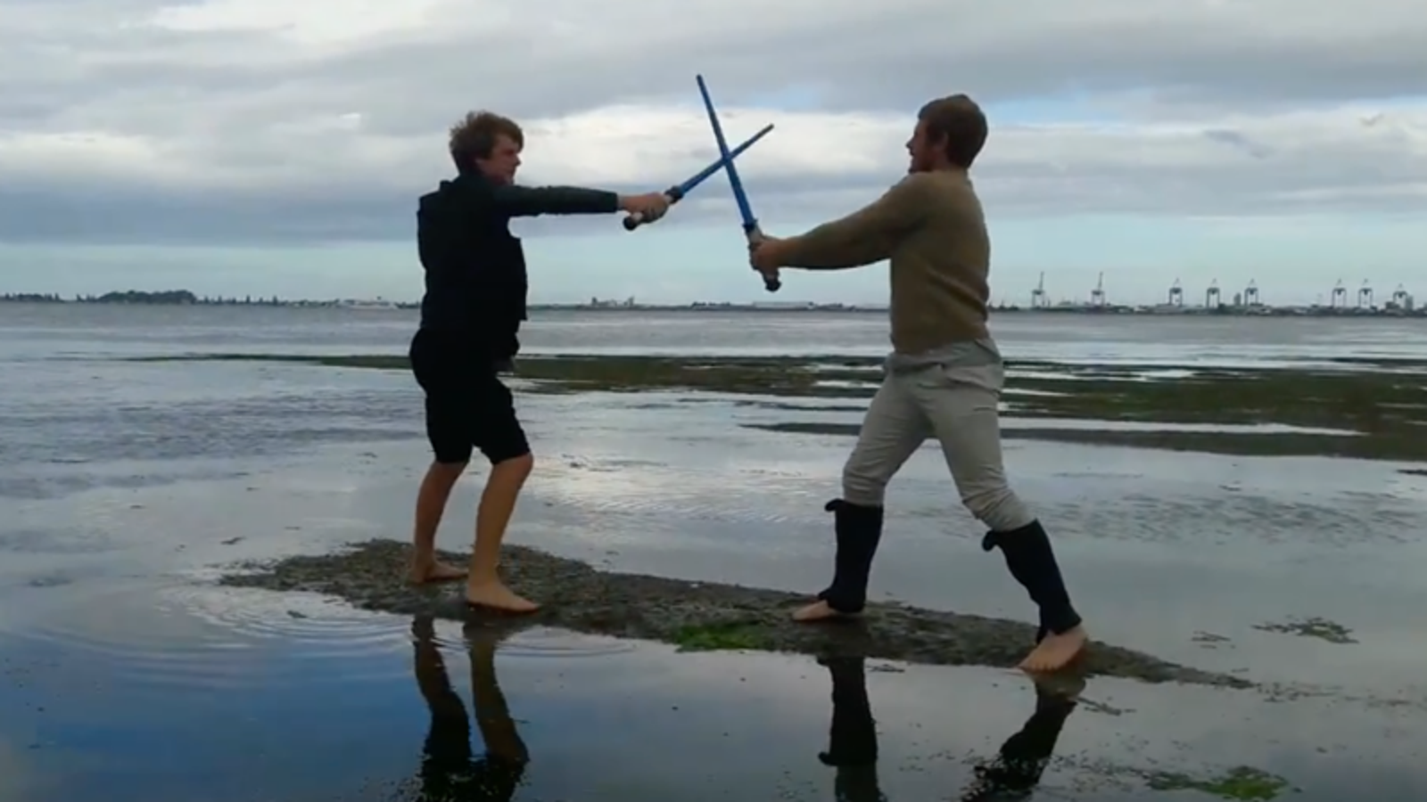 Three Star Wars Fans Made a Shot-for-Shot Remake of Revenge of the Sith