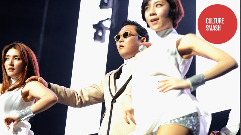 Illustration for article titled Gangnam Style Rapper Apologizes for His Anti-American Past