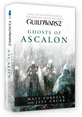 Illustration for article titled New Novel Bridges The Gap Between Guild Wars 1 And 2