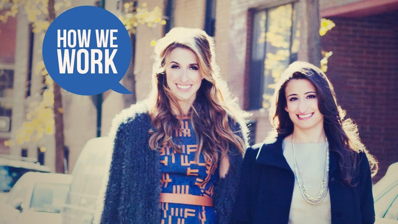 Illustration for article titled We are Katia Beauchamp and Hayley Barna, Founders of Birchbox, and This Is How We Work