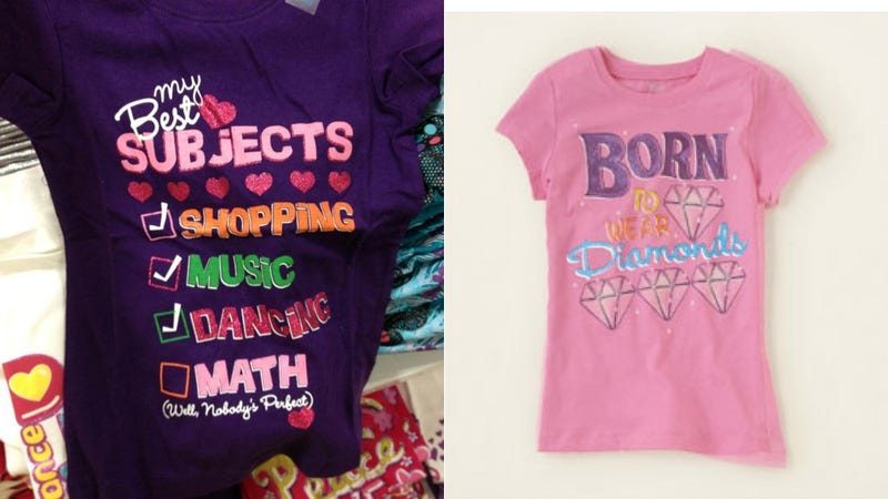 The Children S Place Selling Some Seriously Wack Shirts To Children