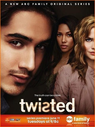 Illustration for article titled Twisted: An Adventure in Binge Watching Pilot 1x01
