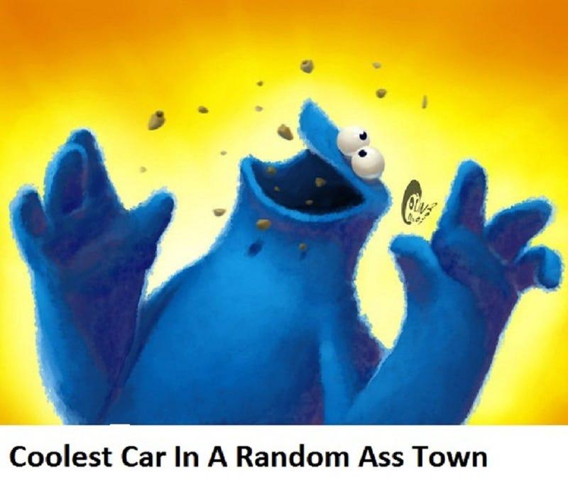 Illustration for article titled Coolest Car In A Random Ass Town: Plzen (Czech Republic)