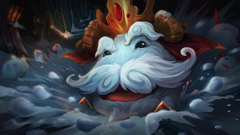 Illustration for article titled League Of Legends Rewarding People Who Played Nice For All Of 2014