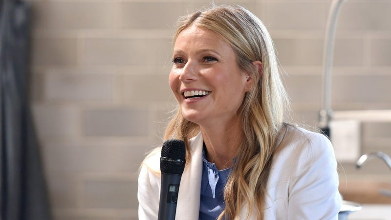 Gwyneth Paltrow in Santa Monica on May 16 (Photo: Vivien Killilea/Getty Images for Fast Company)