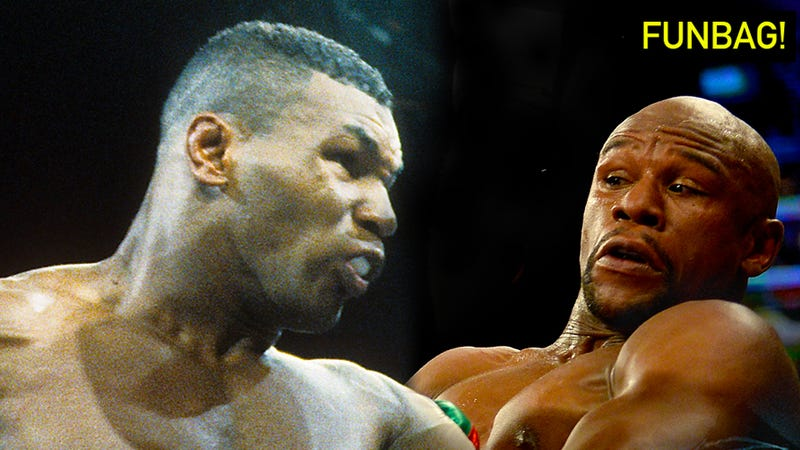 Illustration for article titled Why Isn't Mike Tyson As Reviled As Floyd Mayweather?
