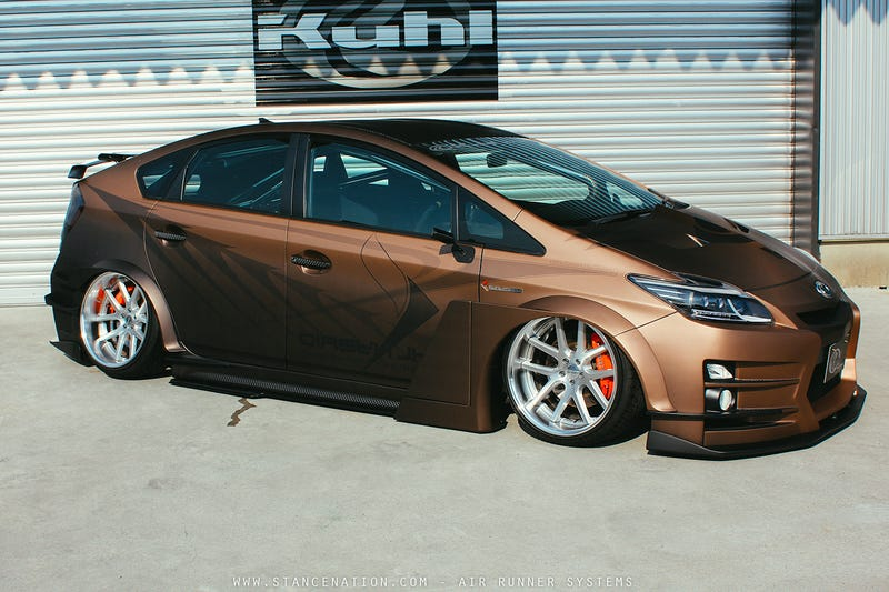 Illustration for article titled (another) Stanced Prius.
