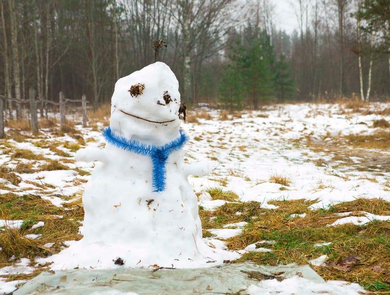 Illustration for article titled Snowman Sucks