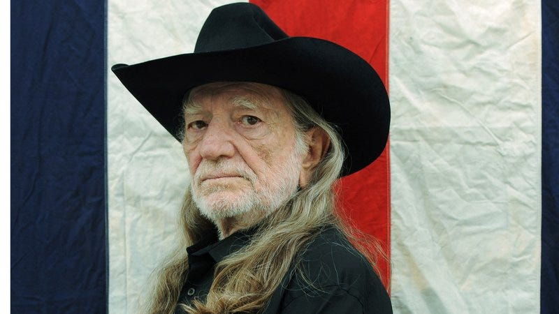 Illustration for article titled Willie Nelson, Robin Wright talk Texas kitchens on Fugitive Waves