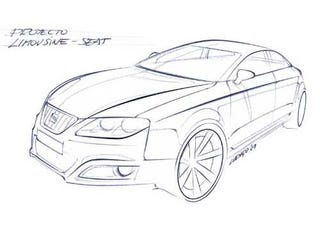 Illustration for article titled Coming Soon: Larger Cars from Seat