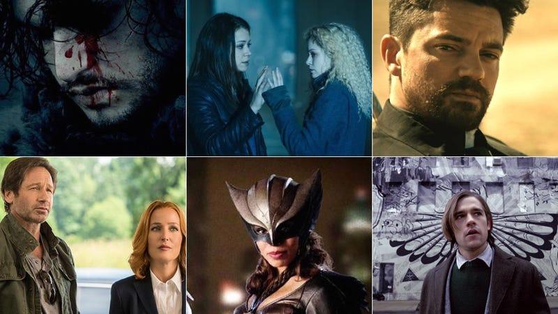The best fantasy tv series