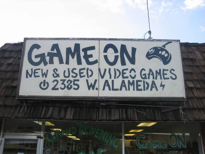 Illustration for article titled Denver Teen Opens Retro Video Game Store