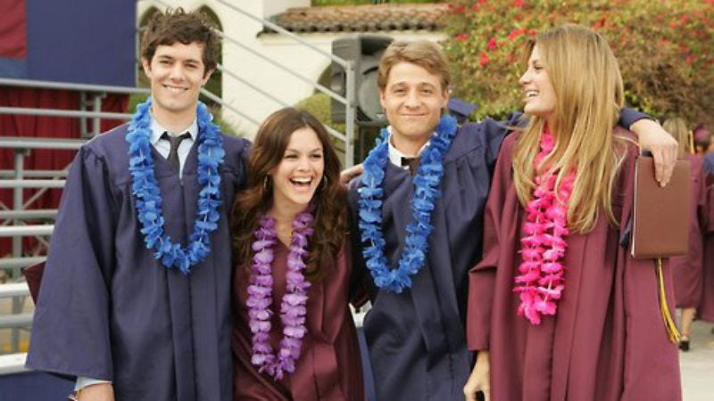 Illustration for article titled College students can finally take a class on The O.C., instead of whatever that other stuff is