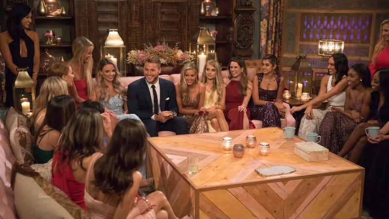 Colton Underwood makes some new pals in last night's Bachelor premiere