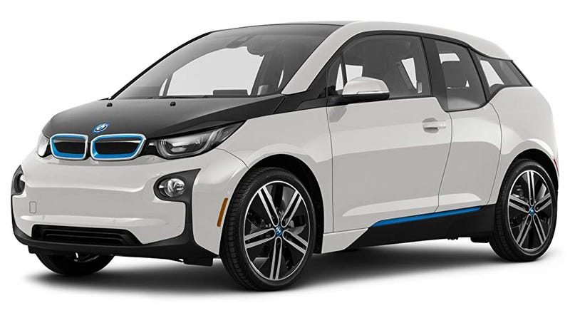 Illustration for article titled Random thoughts of the morning: Why didn't we get a MINI version of the i3?